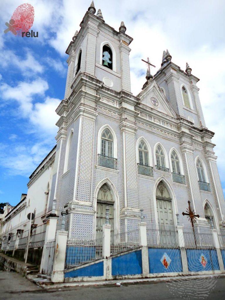Foto em destaque da Igreja dos Martírios