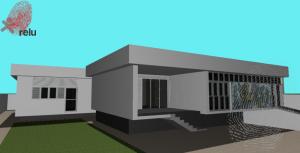 Desenho da residência